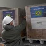 巴西布坦坦研究所再交付150萬劑科興疫苗