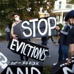 拖欠房租逾5000億元 數百萬美國人恐被掃地出門