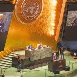 爭取參與聯合國體系 外交部喊話