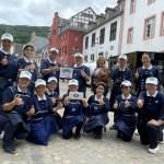 慈濟歐洲志工團隊 蔬食陪伴擴大愛心