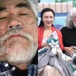網上瘋傳70歲張紀中病重住院。