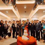 駐阿根廷代表處慶雙十 僑界友人力挺台灣民主