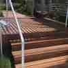 Ipe Wood Stairs