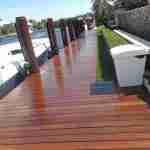 Ipe Deck by Marina