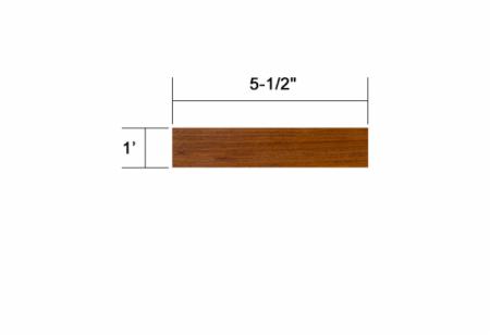 Ipe 5/4×6