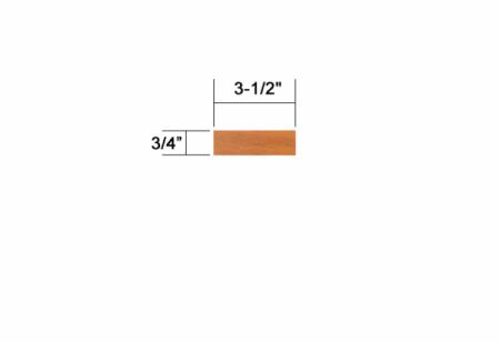 Cumaru 1×4