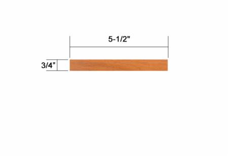 Cumaru 1×6