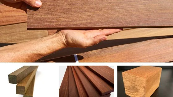 Types of Hardwood