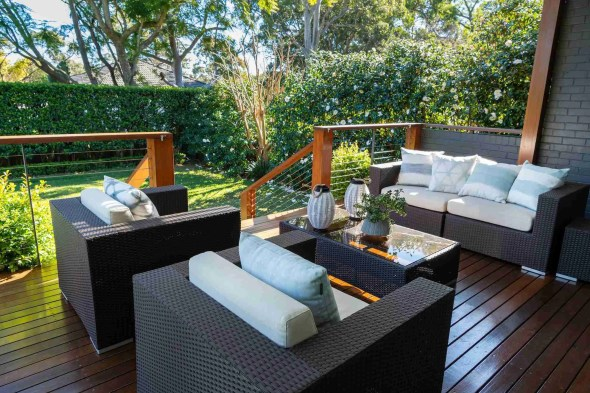 Mix and match outdoors