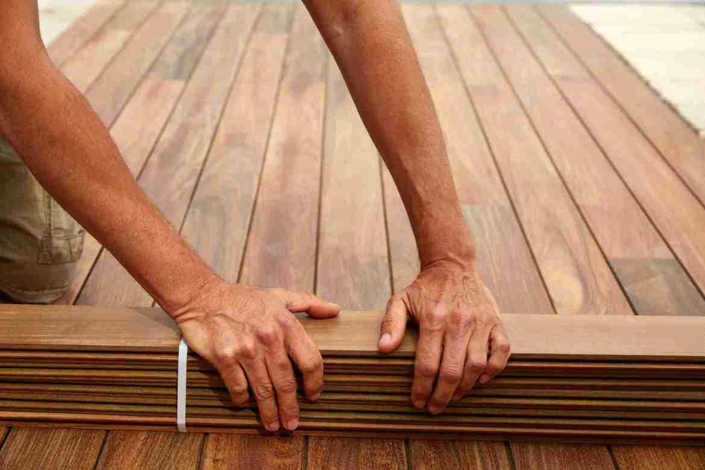 Ipe Lumber Boards