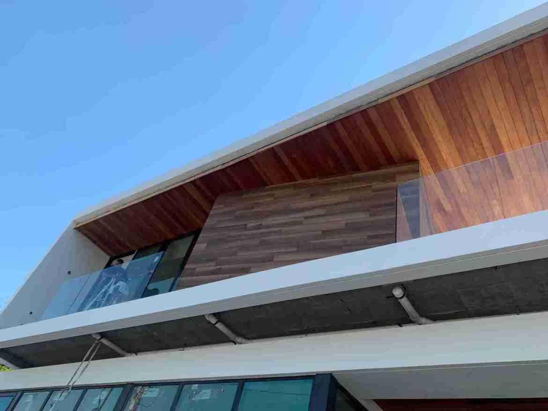 Garapa Lumber Structures