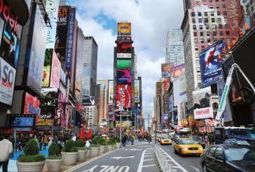 New York City fechará 64 km de ruas para pessoas poderem caminhar