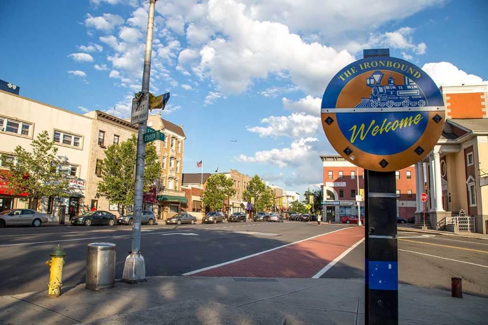 Ironbound Baraka detalha diretriz que define espaços para refeições ao ar livre em Newark (NJ)