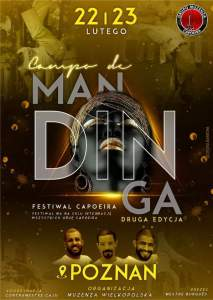 Festiwal Capoeira Campo de Mandinga II