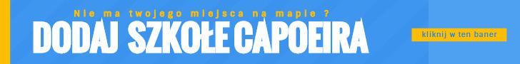 kliknij tutaj jeśli chcesz dodać szkołę do mapy capoeira