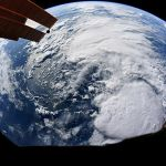 'Chuva' de elétrons: furacão espacial é confirmado acima da Terra pela 1ª vez