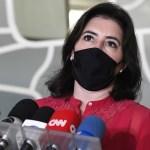 Senado terá liderança da bancada feminina; Simone Tebet deve ser escolhida