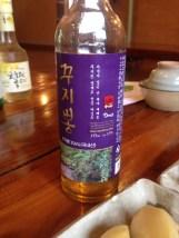 Kkujibbong wine