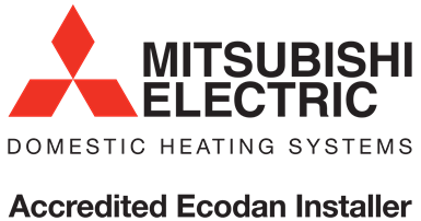 Top UK Installer of Ecodan Air Source Heat Pumps