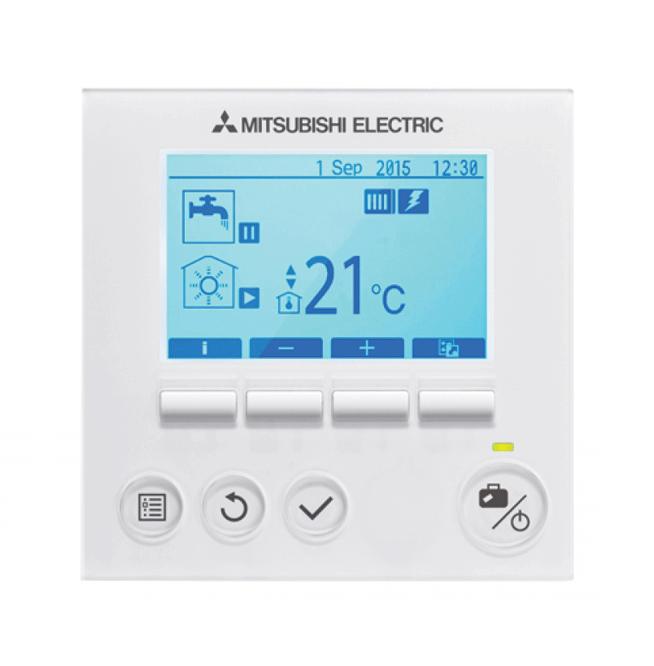 Air Source Heat Pump Controller