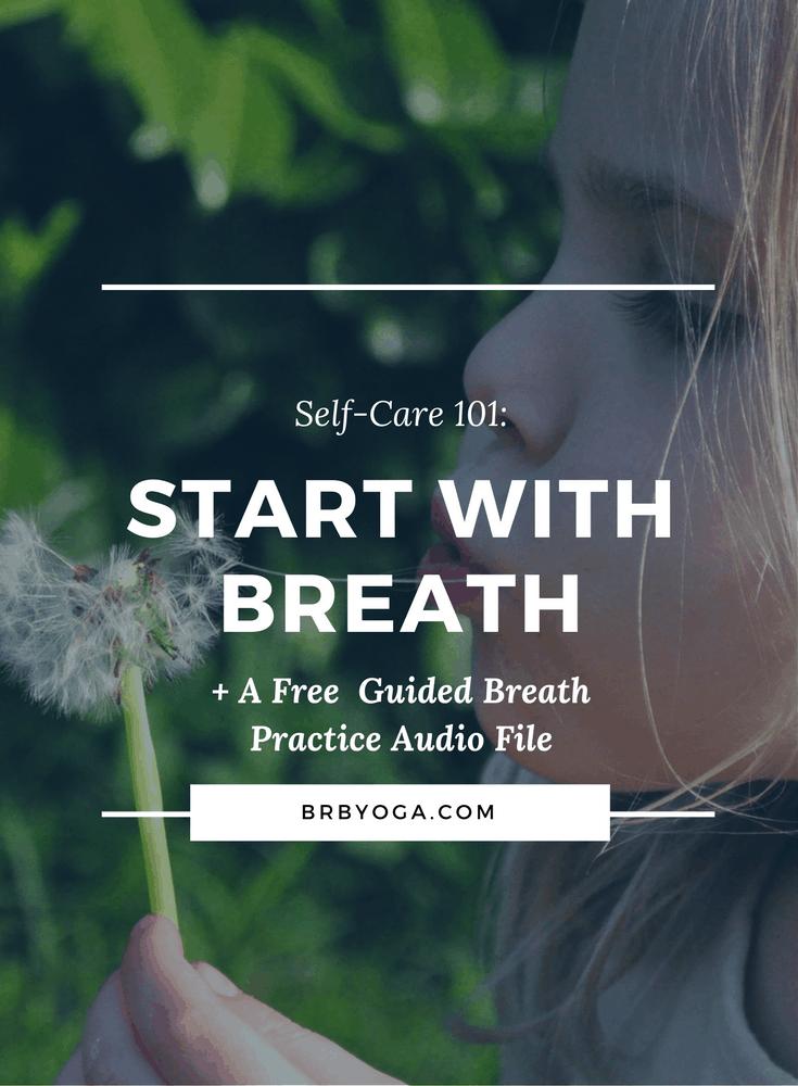Breath Exercise For Overwhelmed Moms