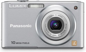 Repair of Panasonic DMC-F2EF