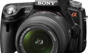 Repair of Sony SLT-A55VY