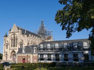 Collégiale Notre-Dame et Saint-Laurent de Eu