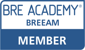 BRE Academy Member Logo BREEM