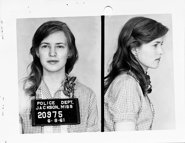 Joan Trumpauer Mulholland, Freedom Rider