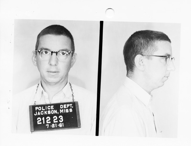 Charles Sellers, Freedom Rider