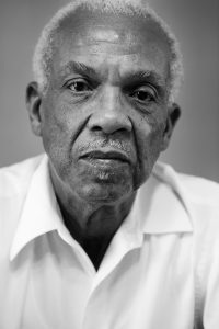 Portrait of Freedom Rider Reginald Green