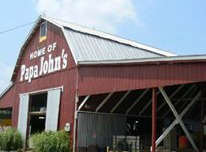 Photo of the Papa John's Farm Stand