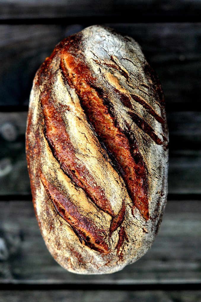 Durum Wheat Bread - Bread and Companatico