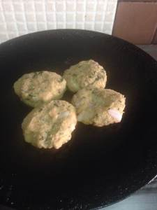 Oats Veg roll cook