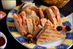 Chutney sandwich