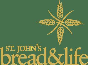 St. John's Bread & Life Logo