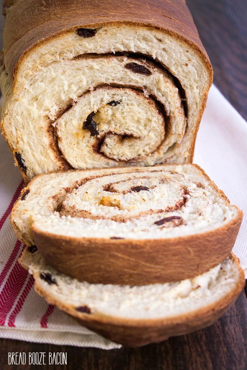 Cinnamon Raisin Bread Recipe Bread Booze Bacon