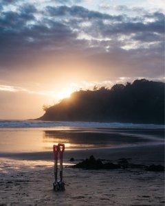 How Water Beach - The Coromandel
