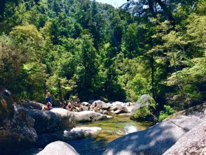 Abel Tasman Swimming Spots