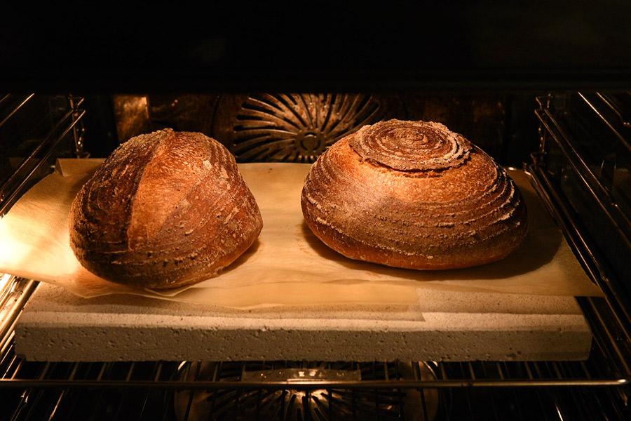 Pâinea Vermont Sourdough #2