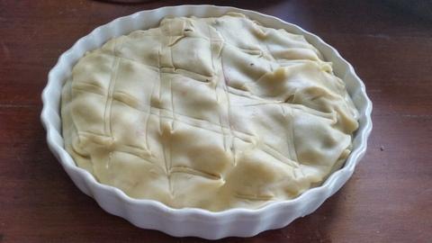 mulberrie pie