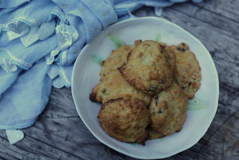 Gluten Free Porridge Cookies
