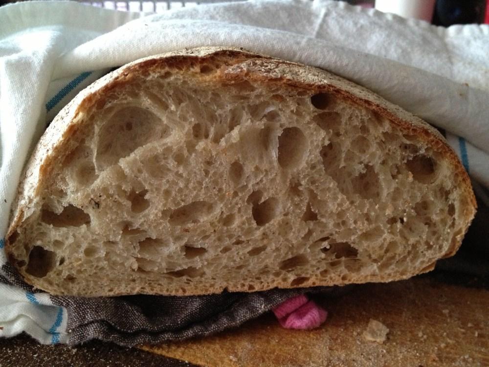 Vila-vika bröd, gott men lite tamt (2/3)