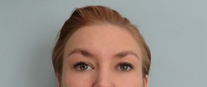GOSH Brow gel before