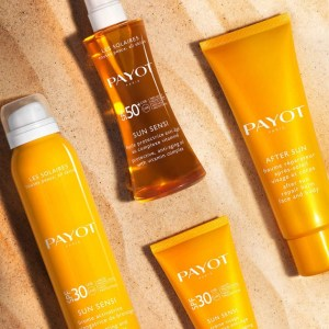 Payot sunscreen