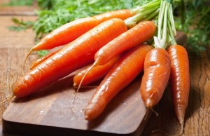 Carrots Meat Free Monday