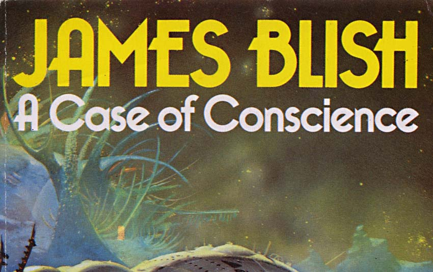 James Bliss A case of conscience, Arrow reprint, 1984