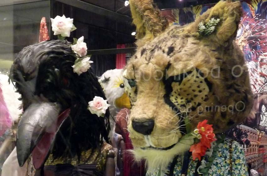 Featured prophecy image: Tiger & Crow Mannequins, Shop Display Bangkok