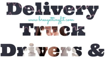 An Open Letter To Solicitors & Delivery Truck Drivers